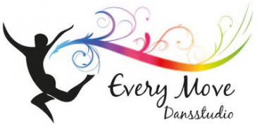 Logo Every Move Dansstudio