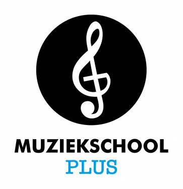 Logo Muziekschool Plus