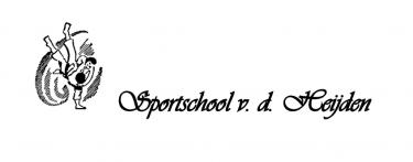 Logo Sportschool van der Heijden / judo